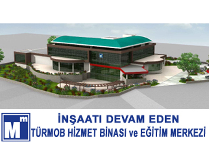 Türmob Hizmet Binası ve Eğitim Merkezi